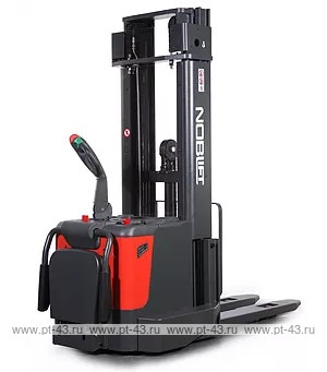 Самоходный штабелер с платформой Noblelift PS 20 (26-DX)